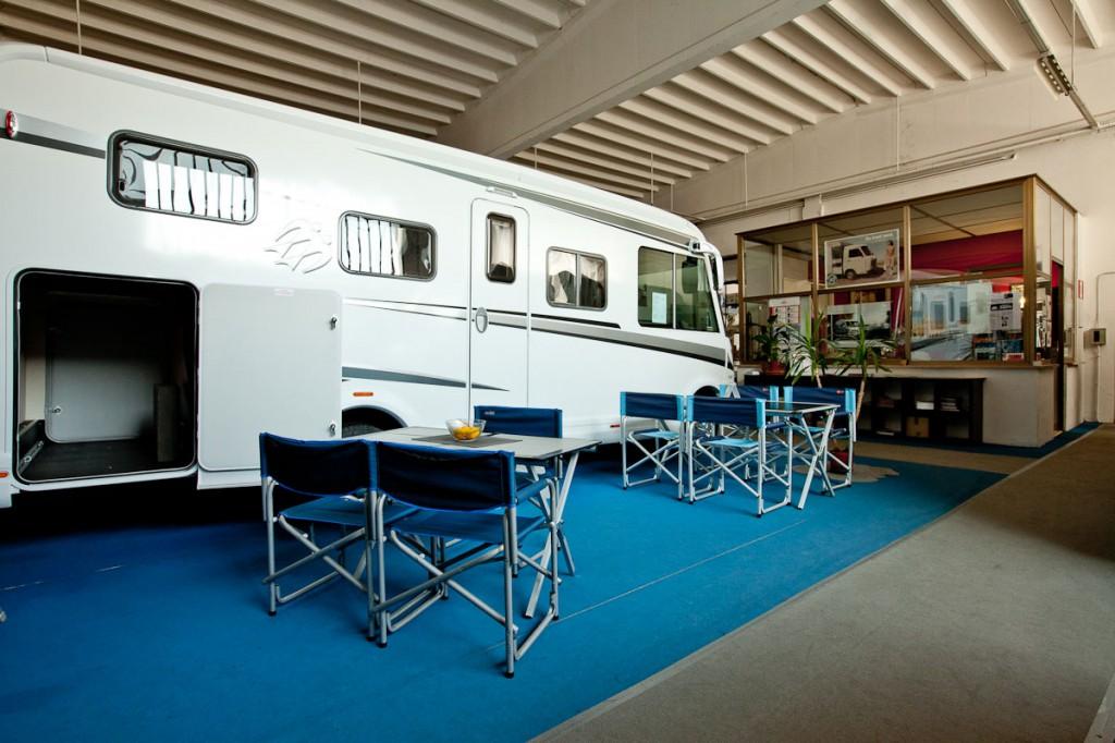 Noleggio camper - Verona Rovigo - Nuova Maril