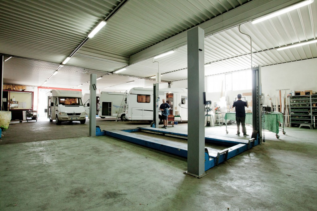 lavaggio camper Verona Rovigo - Nuova Maril